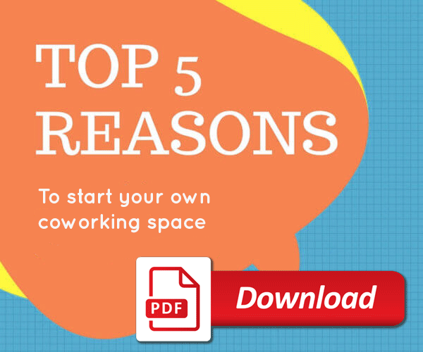 top five reasons to start your own coworking space