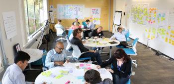 OpenWork Partners at SAP Design Thinking Workshop